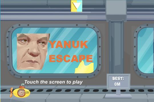 Run, Yanukovych, Run! apk screenshot