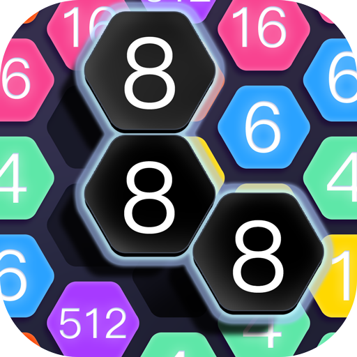 Hexa Cell - Number Blocks Connection Puzzle Games