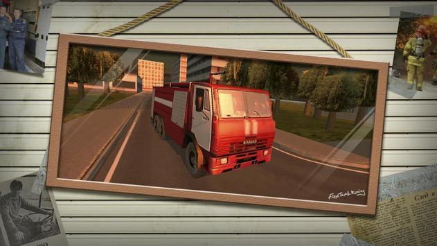 Fire Truck Racing screenshot 3