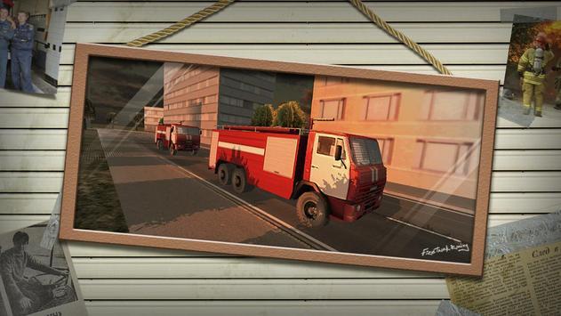 Fire Truck Racing screenshot 6