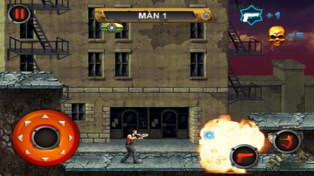 Rambo combat mortal screenshot 2