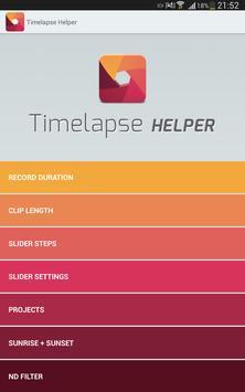 Timelapse Helper poster