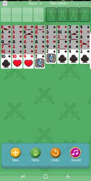 Freecell Solitaire 2018 screenshot 2