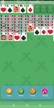 Freecell Solitaire 2018 screenshot 4