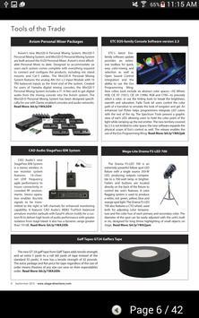 Stage Directions Magazine (SD) apk screenshot