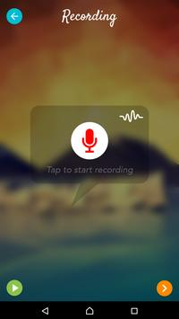 Voice Changer Pro apk screenshot