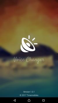 Voice Changer Pro screenshot 1
