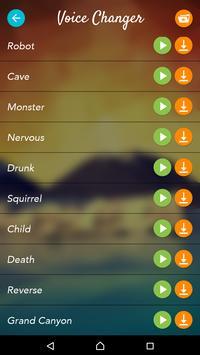 Voice Changer Pro screenshot 5