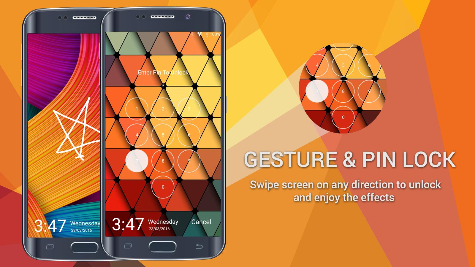 Gionee S8 Lock Screen for Android - APK Download