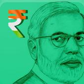 Modi Keynote Vote icon