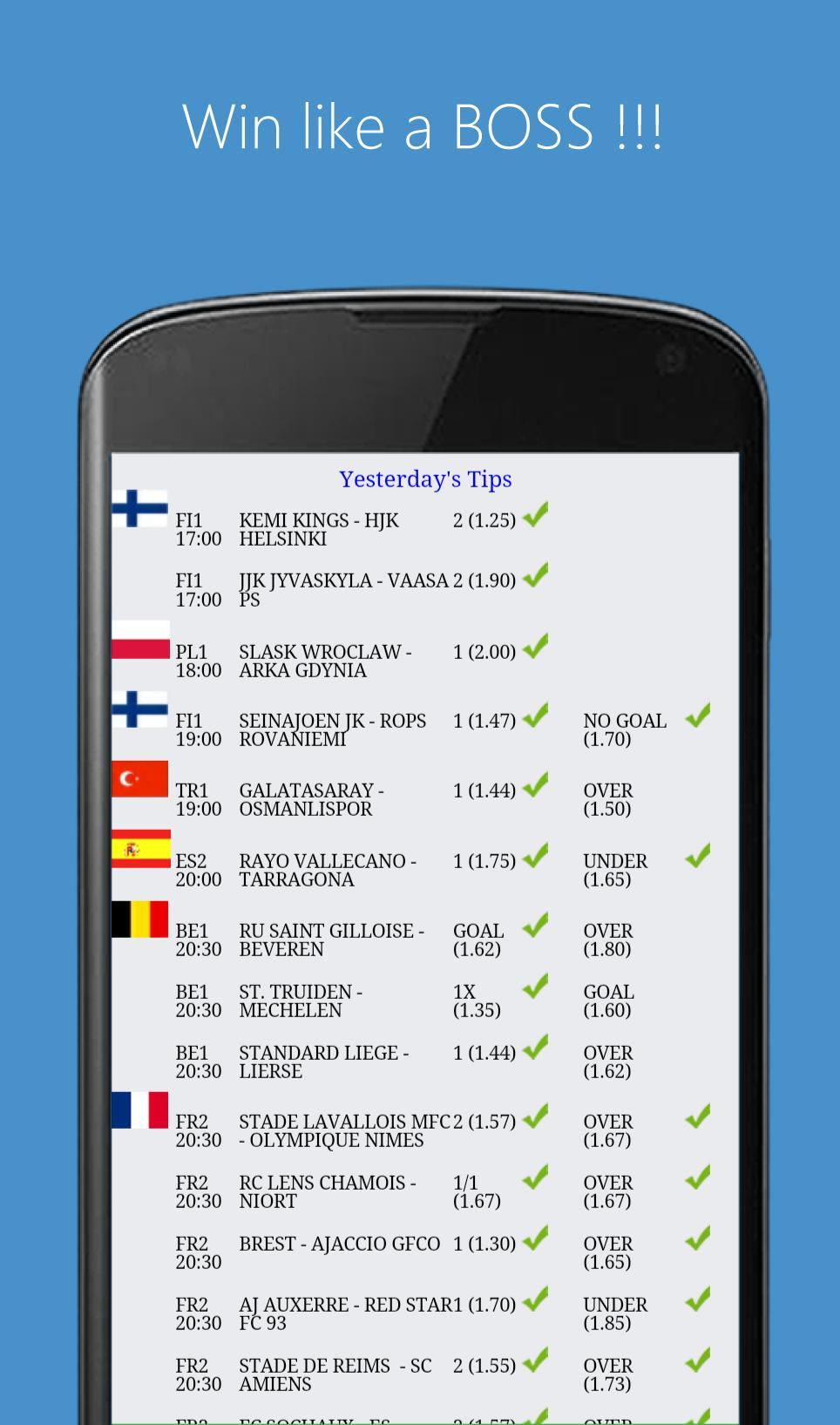 Betting expert tips uk spread betting metatrader indicators