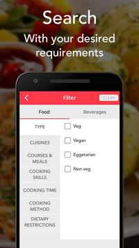 Times Food: Indian Recipes & Cooking, Celeb Chefs apk screenshot