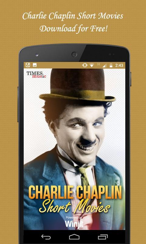 charlie chaplin movies download