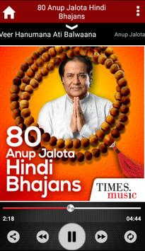 80 Anup Jalota Hindi Bhajans apk screenshot