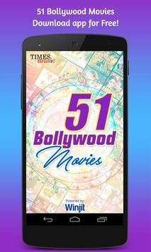 51 Bollywood Movie Songs poster