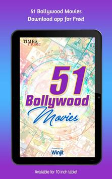 51 Bollywood Movie Songs apk screenshot