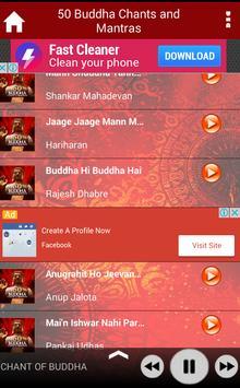 50 Buddha Chants and Mantras screenshot 5