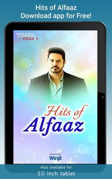 Hits of Alfaaz screenshot 4