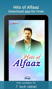 Hits of Alfaaz screenshot 5