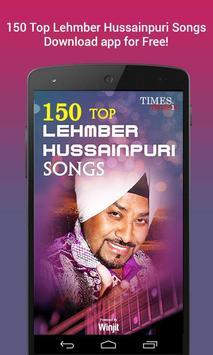 150 Top Lehmber Hussainpuri Songs poster