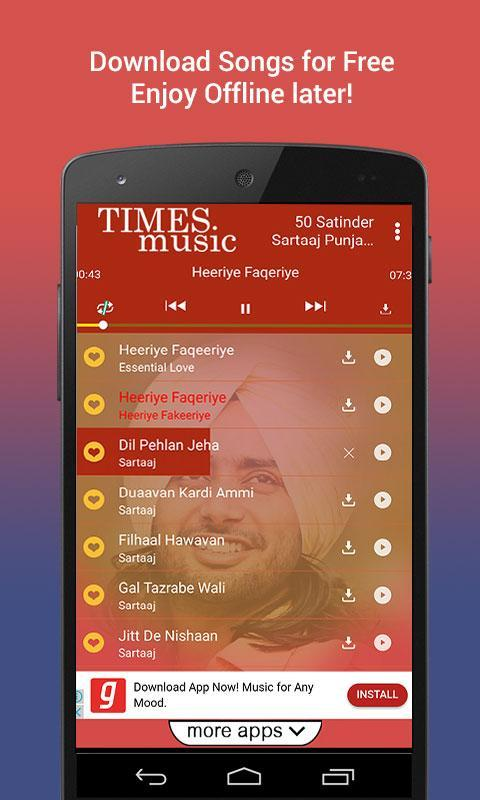 50 Satinder Sartaaj Punjabi Songs For Android Apk Download