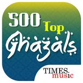 500 Top Ghazals icon