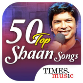 50 Top Shaan Songs icon