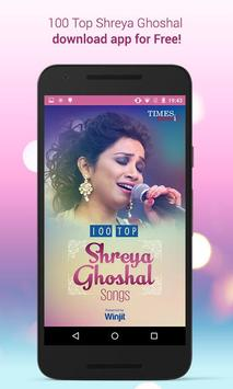 100 Top Shreya Ghoshal Songs poster