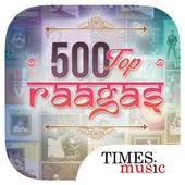 500 Top Raagas icon