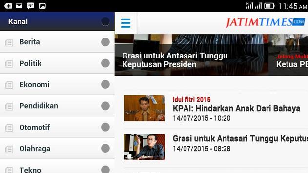 JATIM TIMES apk screenshot
