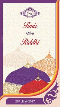 Timir Weds Riddhi poster