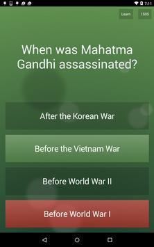 General Knowledge Quiz apk स्क्रीनशॉट
