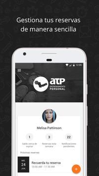 ATP Entrenamiento Personal poster