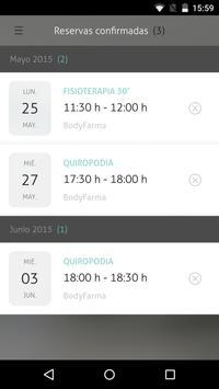 BodyFarma apk screenshot