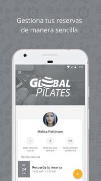 Global Pilates Gijón poster
