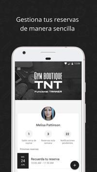 Gym Boutique TNT poster