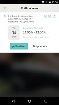 Fisioclinic - Grupo Arroyo apk screenshot