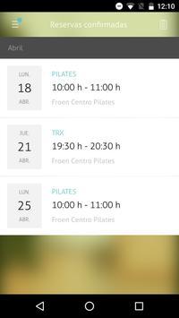 Froen Centro Pilates screenshot 3