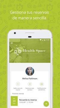 Health Space poster