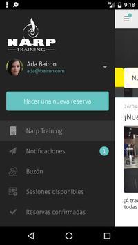 NARP Training screenshot 3