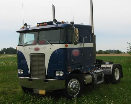 Wallpapers Peterbilt 282 Truck screenshot 3