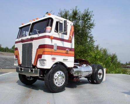 Wallpapers Peterbilt 282 Truck screenshot 4