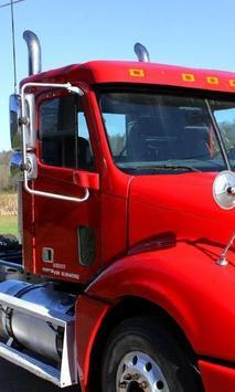 Wallpapers Peterbilt 385 Truck poster