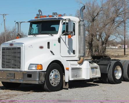 Wallpapers Peterbilt 385 Truck screenshot 3