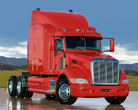 Wallpapers Peterbilt 387 Truck apk screenshot