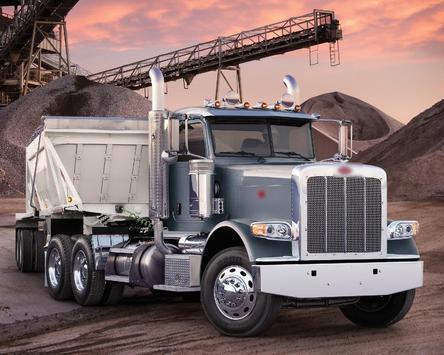 Wallpapers Peterbilt 388 Truck apk screenshot