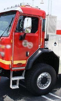Wallpapers Peterbilt Fire apk screenshot