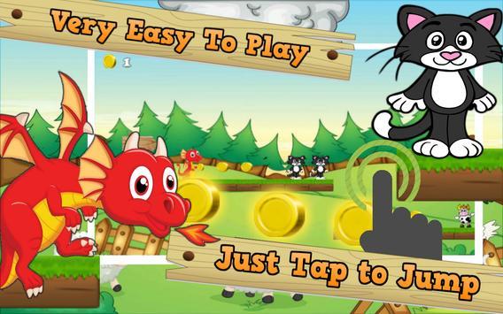 Dragon Farm Run screenshot 2