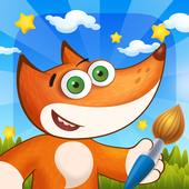 Tim the Fox - Paint icon