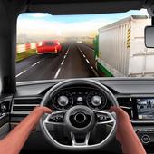 Driving in Traffic आइकन